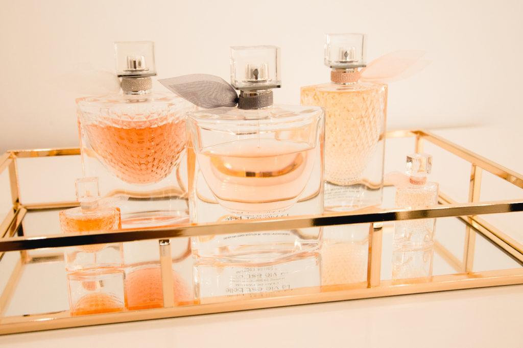 Hochwertige Lancome Produkte im Make up Artist Studio Angie in Wien