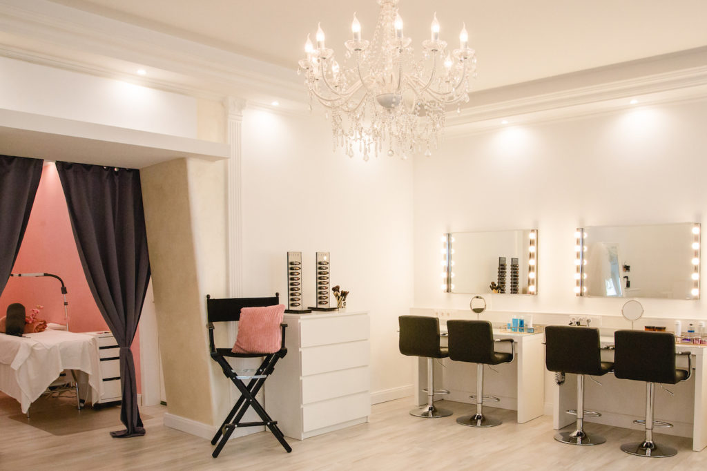 Make up Artist Studio Angie die Adresse für professionelles Make up und Hairstyling in Wien